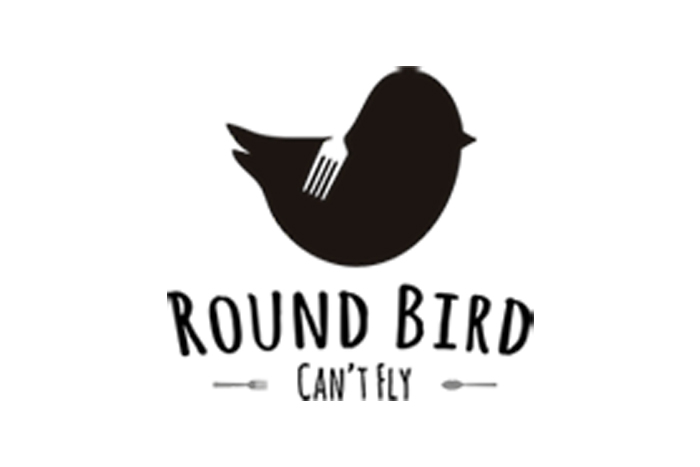 Round bird cant fly